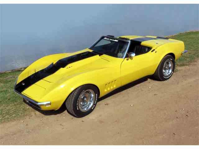 1968 Chevrolet Corvette | 953382