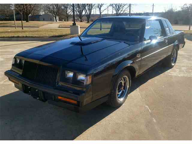 1987 Buick Grand National | 953385