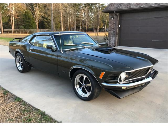 1970 Ford Mustang | 953396