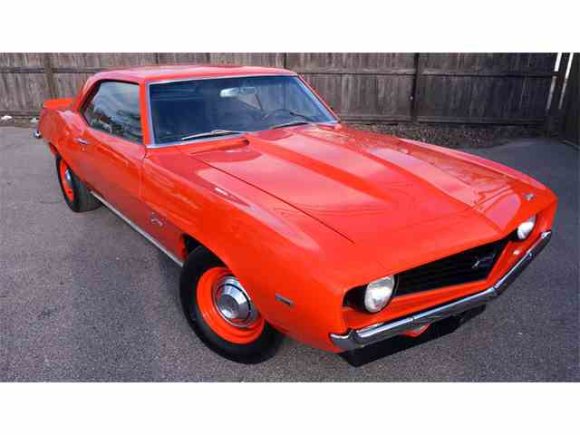 1969 Chevrolet Camaro L72 COPO Tribute | 953404