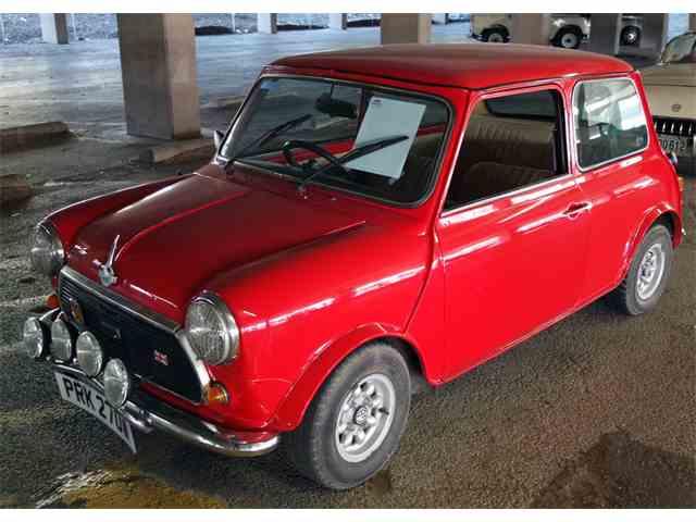 1980 Austin Mini | 953415