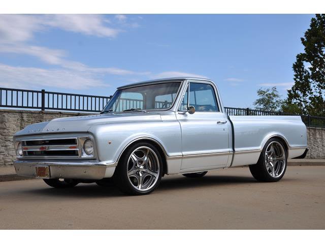 1967 Chevrolet C/K 10 | 953422