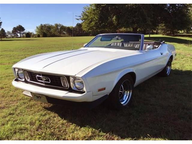 1973 Ford Mustang | 953425