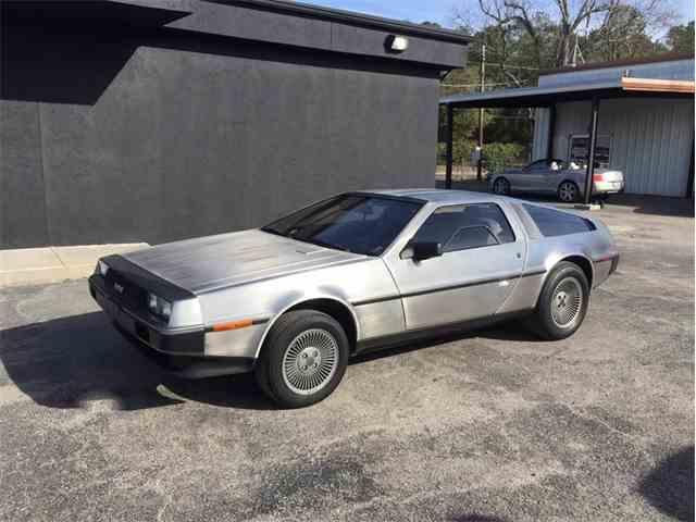 1981 DeLorean DMC-12 | 953427