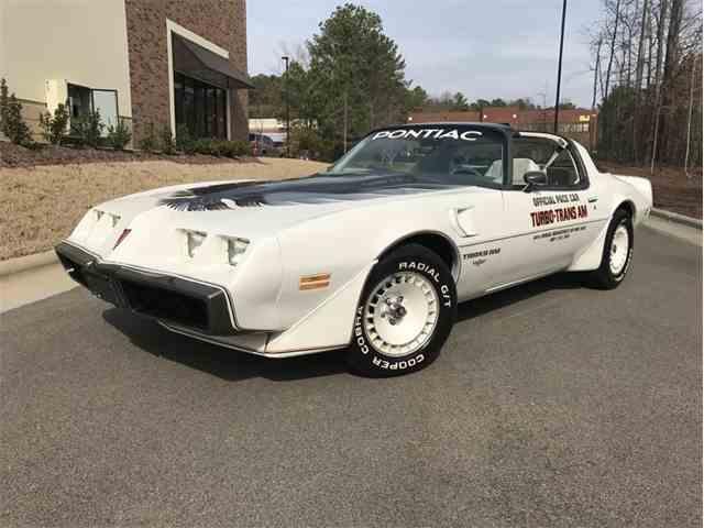 1980 Pontiac Indy 500 Pace Car | 953432