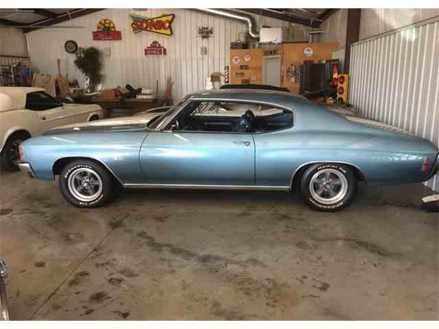 1971 Chevrolet Chevelle | 953438
