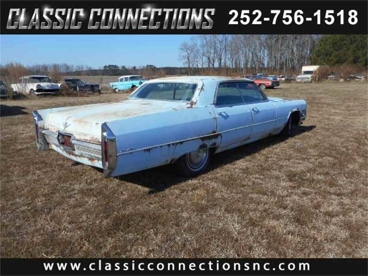 1956 cadillac deville for sale on classiccars com 9 - 1966 Cadillac Deville 950344