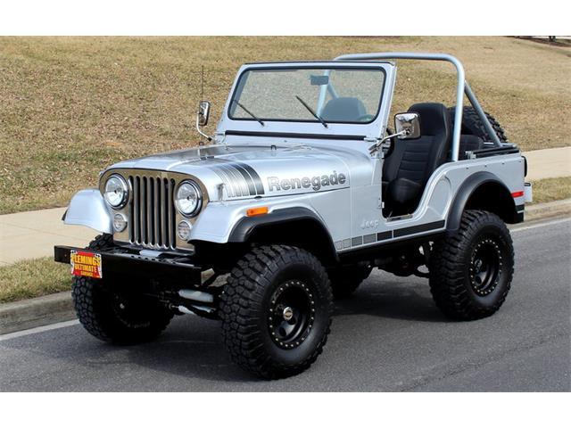 1979 Jeep CJ5 | 953440