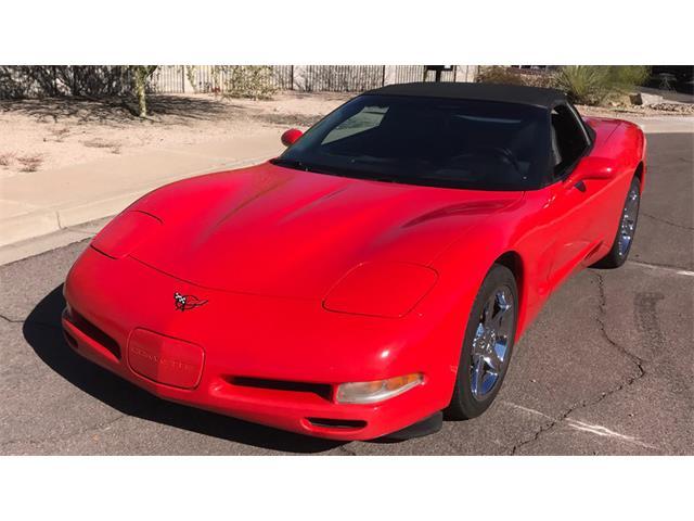 1999 Chevrolet Corvette | 953455
