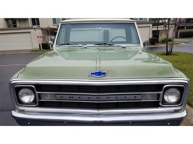 1970 Chevrolet C/K 10 | 953456