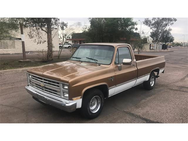 1986 Chevrolet Silverado | 953460