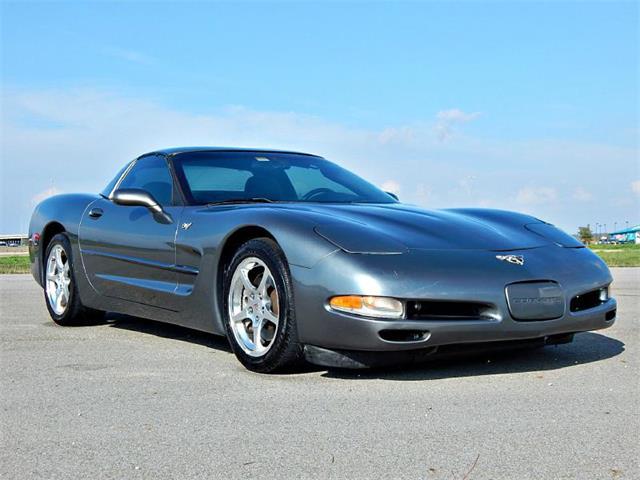 2003 Chevrolet Corvette | 953464