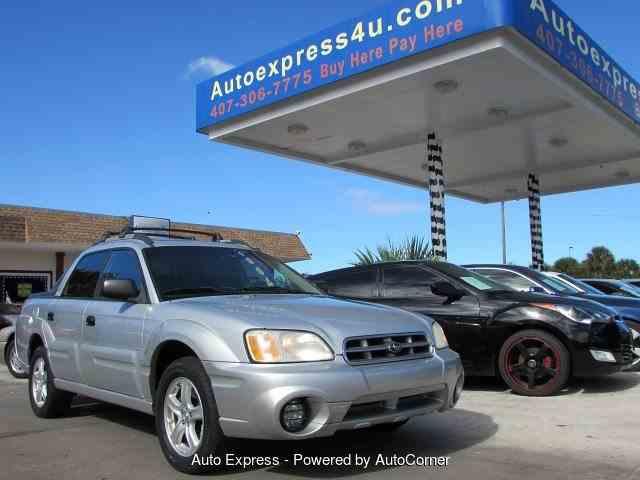 2004 Subaru Baja | 953470