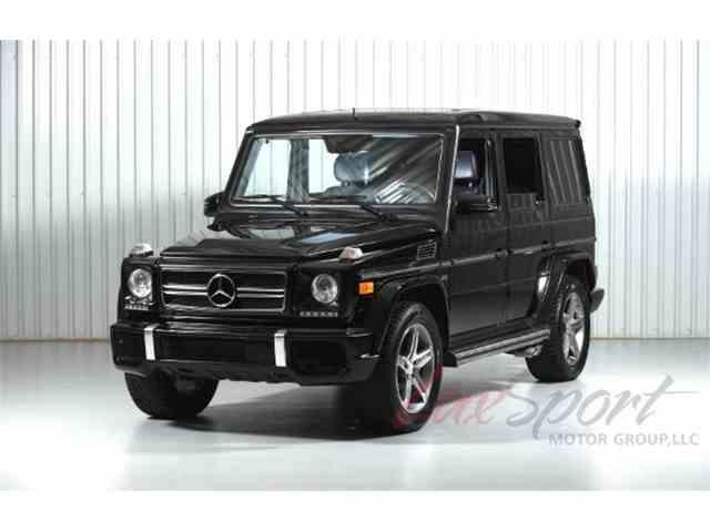2008 Mercedes-Benz G550 4 Matic | 953475