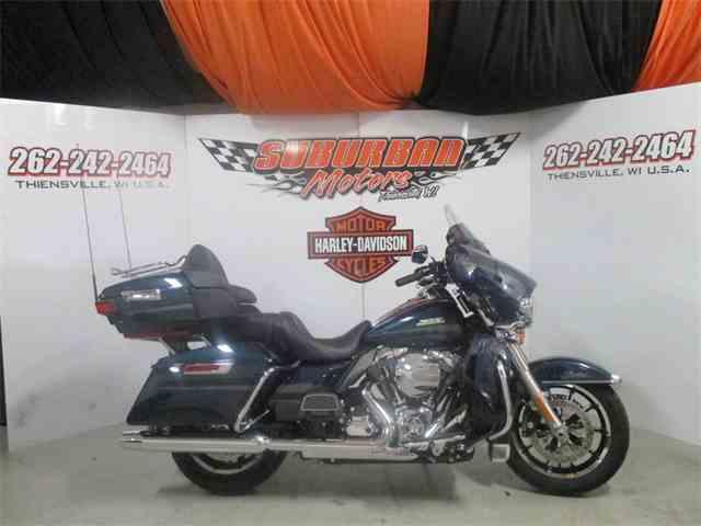 2016 Harley-Davidson® FLHTK - Ultra Limited | 953479