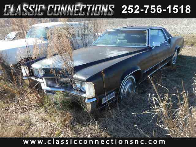 1969 Cadillac Eldorado   950348