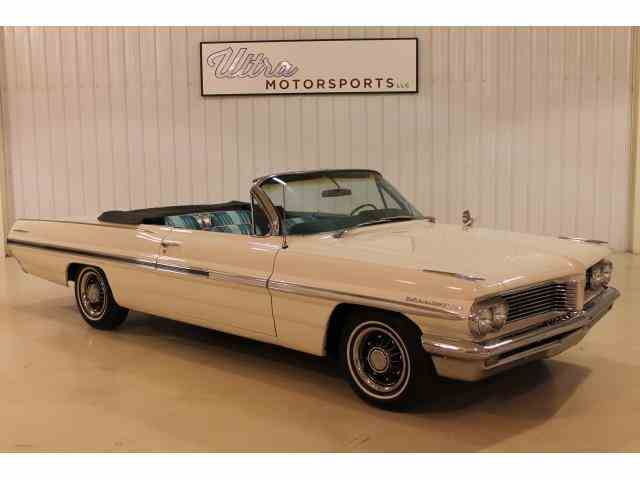 1962 Pontiac BonnevilleConvertible | 953483