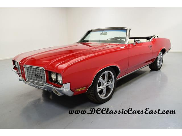 1972 Oldsmobile Cutlass Supreme | 953486