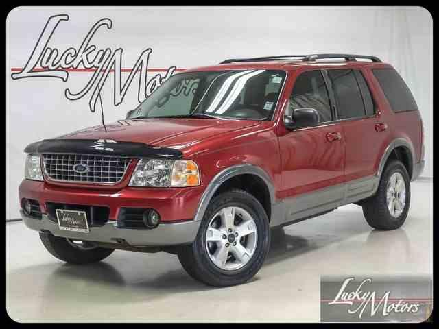 2003 Ford Explorer | 953489