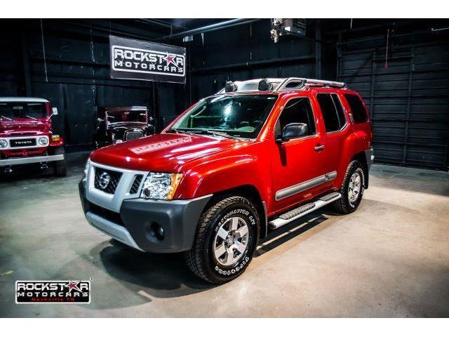 2012 Nissan Xterra | 953493
