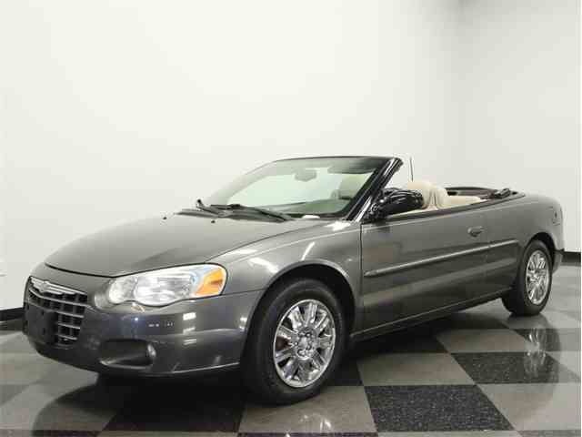 2004 Chrysler Sebring Limited Convertible | 953509