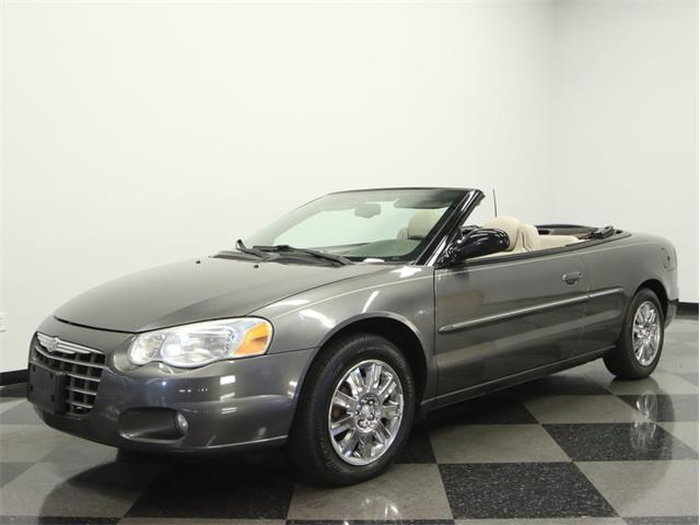 classifieds for classic chrysler sebring 6 available. Black Bedroom Furniture Sets. Home Design Ideas