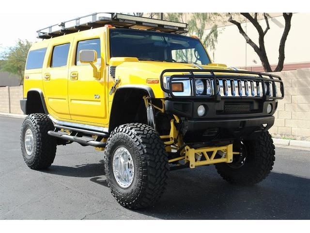 2003 Hummer H2 | 953519