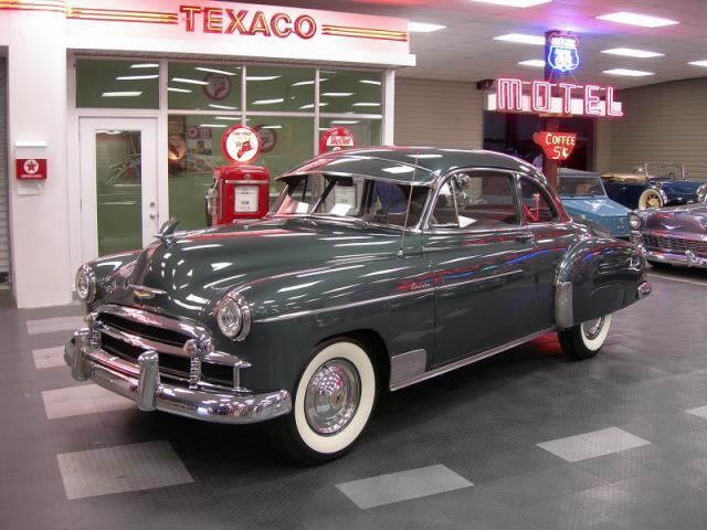 1950 Chevrolet Deluxe | 953524
