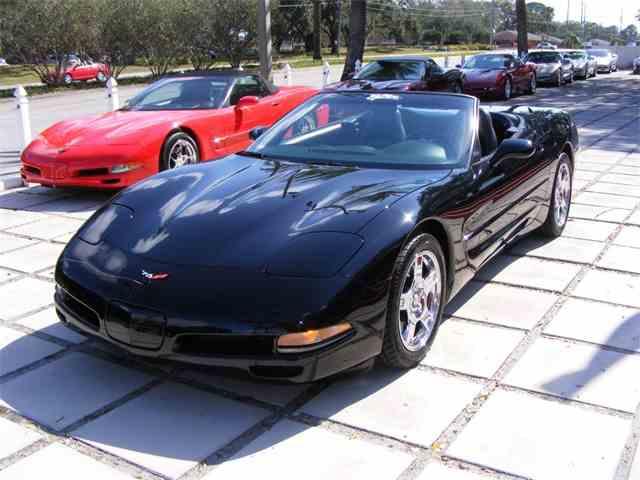 1999 Chevrolet Corvette | 953527