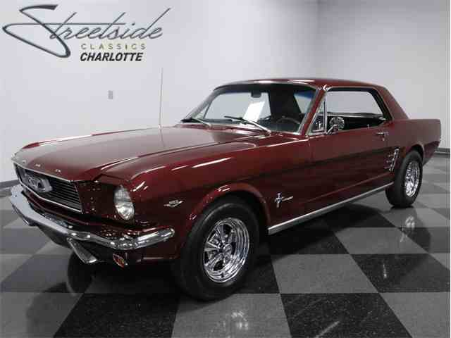 1966 Ford Mustang | 953529