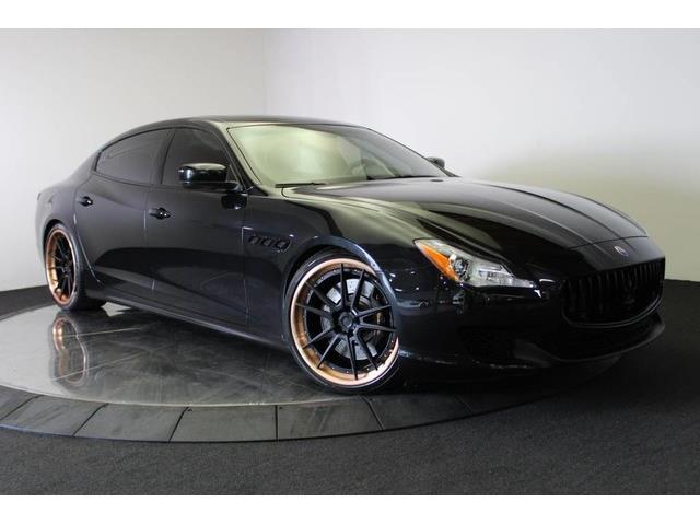 2014 Maserati Quattroporte | 950353