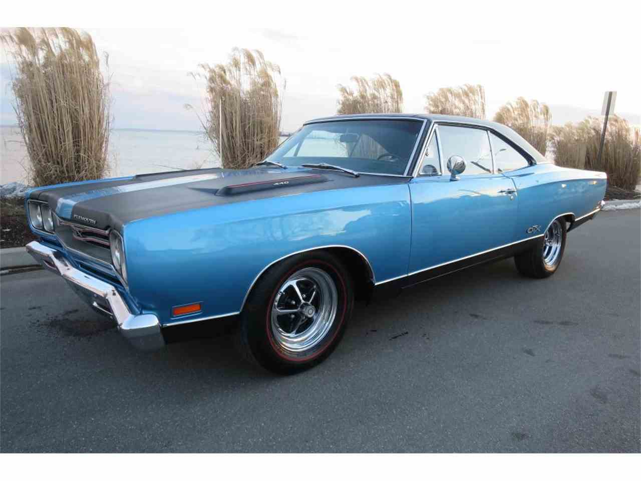 1969 Plymouth GTX for Sale - CC-953538
