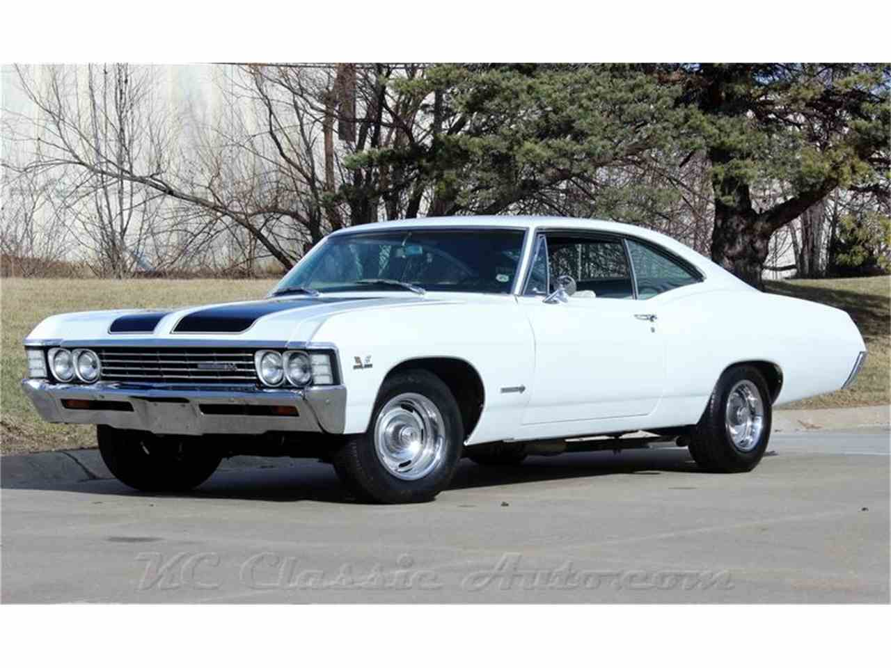 1967 chevrolet impala ss numbers matching big block 4spd for sale cc 953541. Black Bedroom Furniture Sets. Home Design Ideas