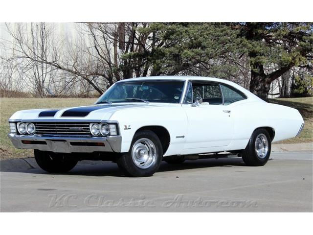 1967 Chevrolet Impala SS Numbers Matching Big Block 4spd | 953541