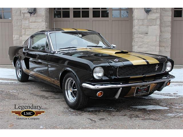 1966 Ford Mustang Shelby GT350 H | 953545