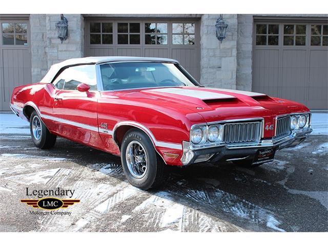 1970 Oldsmobile 442   953546
