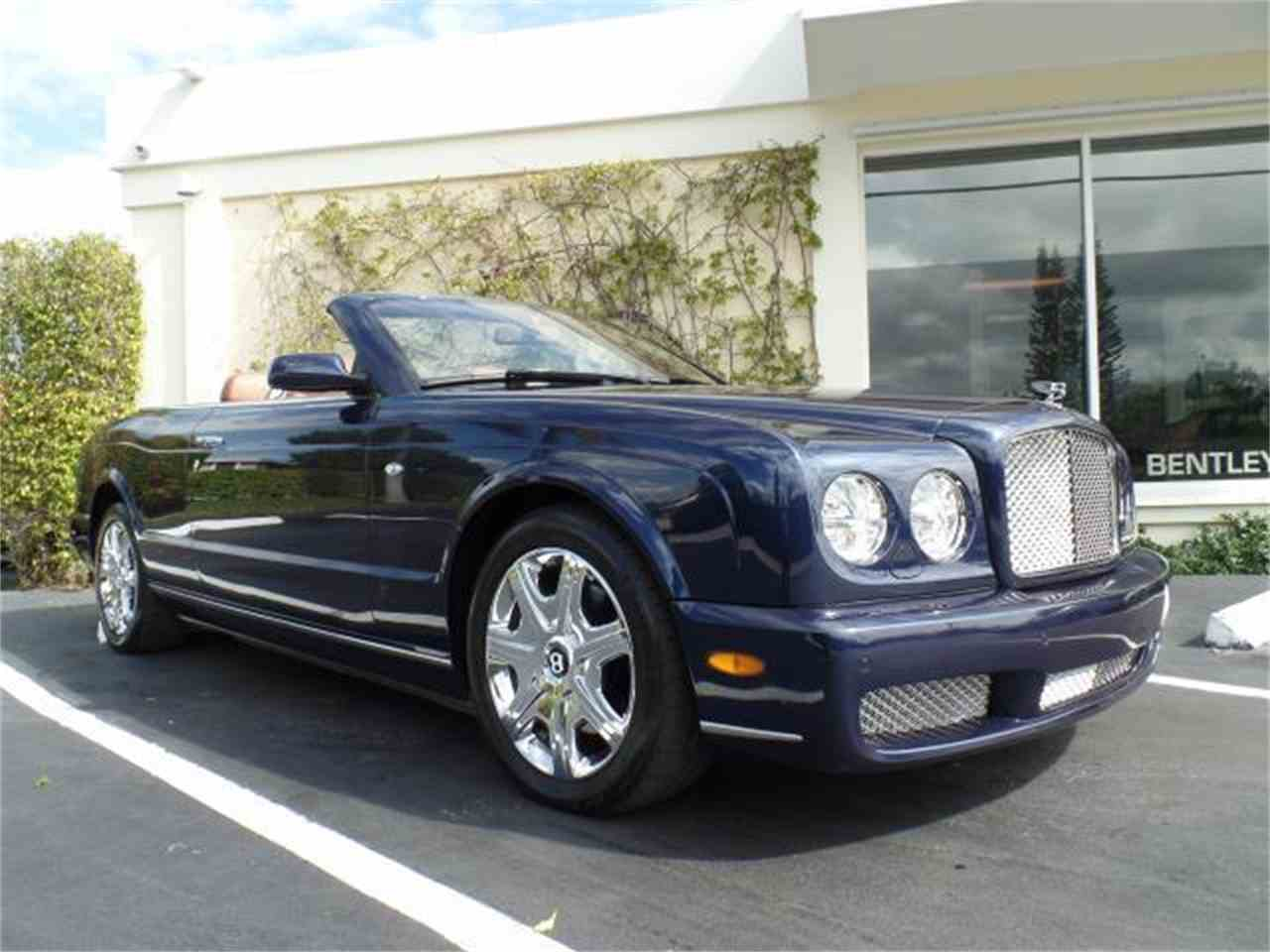 2008 bentley azure for sale cc 950358. Black Bedroom Furniture Sets. Home Design Ideas