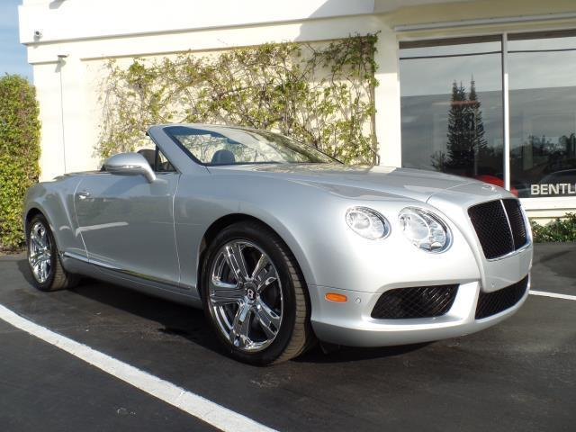 2013 Bentley Continental GTC | 950359