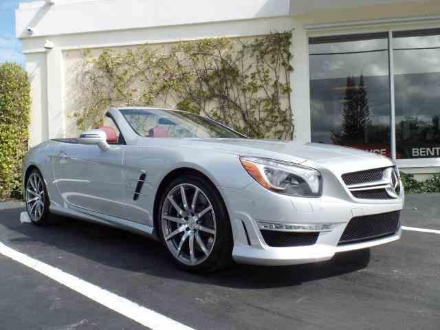 2013 Mercedes-Benz SL63 AMG | 950362