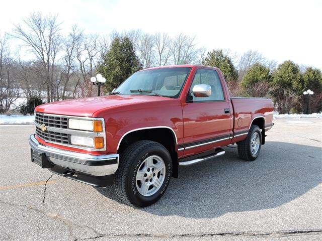 1993 Chevrolet Silverado | 950365