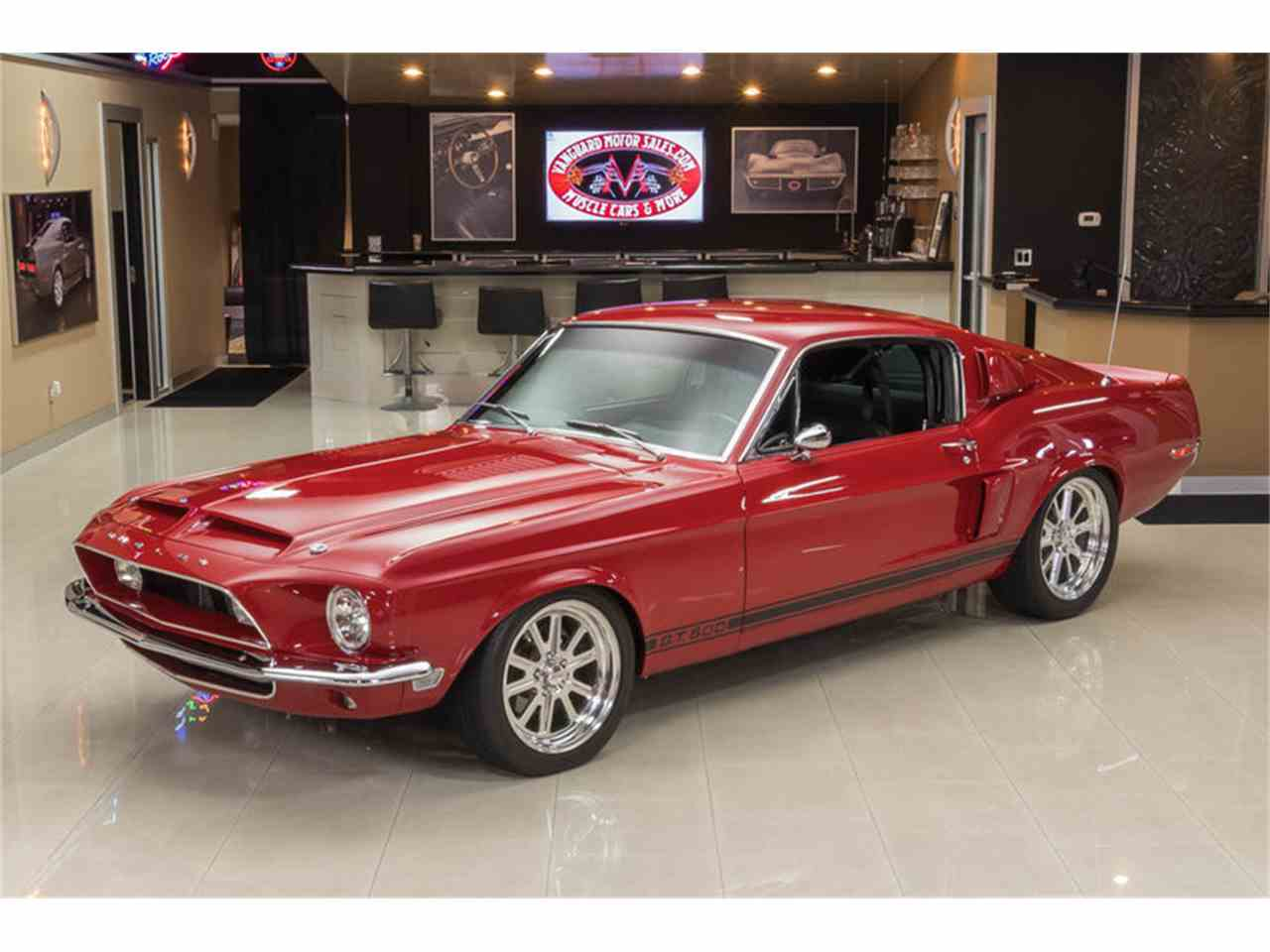 1968 Mustang Gt500