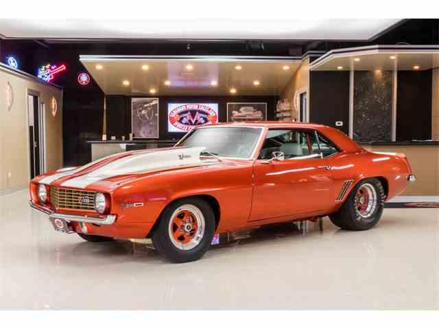 1969 Chevrolet Camaro Z28 Pro Street | 950377