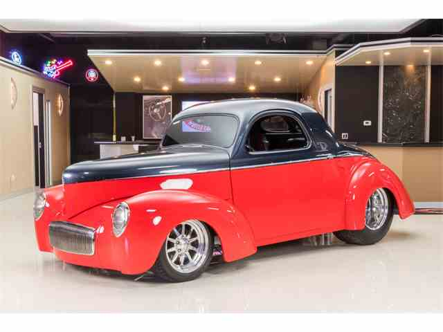 1940 Willys Coupe Street Rod | 950382