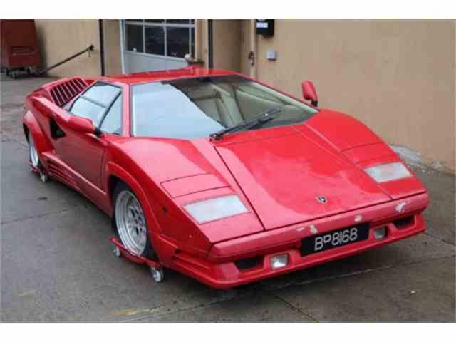 1989 Lamborghini Countach   950385