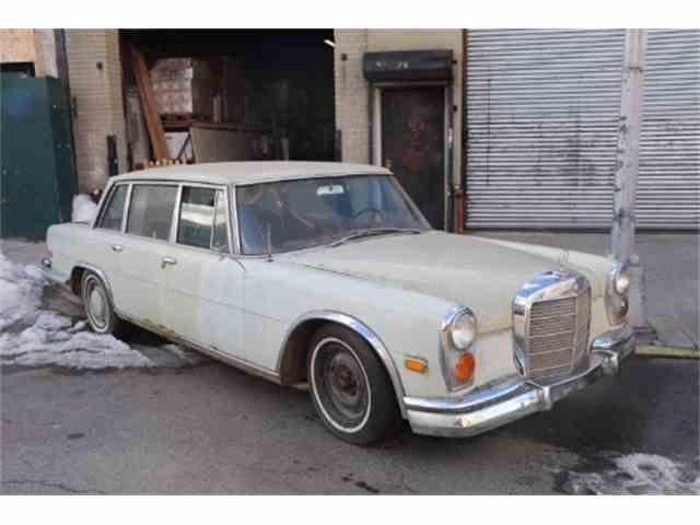1967 Mercedes-Benz 600 | 950386
