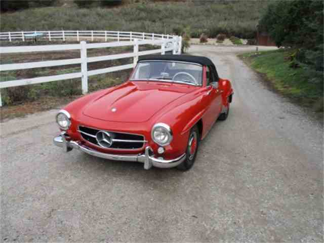 1959 Mercedes-Benz 190SL | 950387