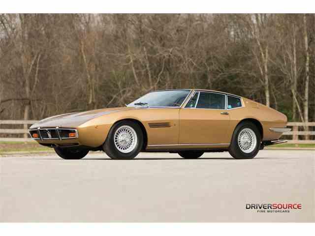 1972 Maserati Ghibli | 950390