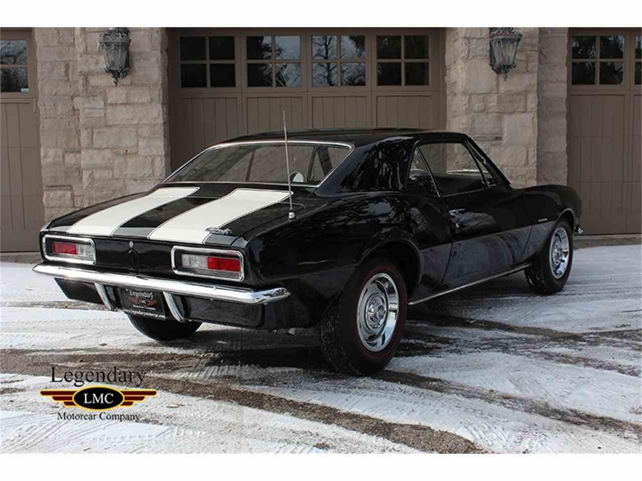 1967 Chevrolet Camaro Z28 For Sale Classiccars Com Cc 950394