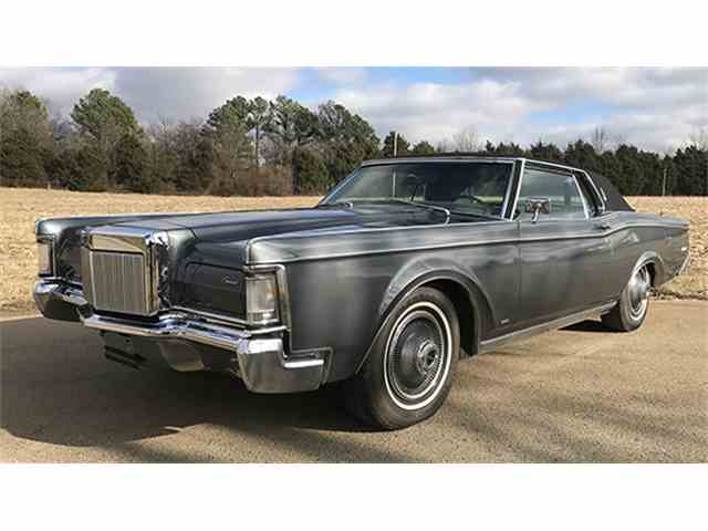 1969 Lincoln Continental Mark III | 950004