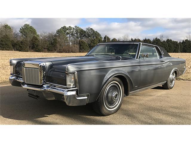 1969 Lincoln Continental Mark III | 950004